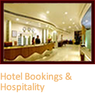 Hotel Bookings & Hospitality