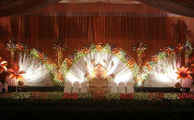 Shubh vivaah the classic wedding planners flower decor junglespirit Image collections